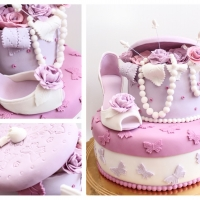 shoe-cake-collage